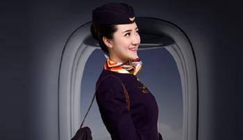 首航制服大片,美女空姐来演绎