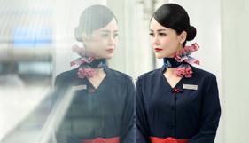 东航美女空姐系列-1