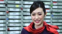 香港航空圣诞节祝福之Cathy-乘务员